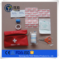 Health Products Surgical Mini Emergency First Aid Case