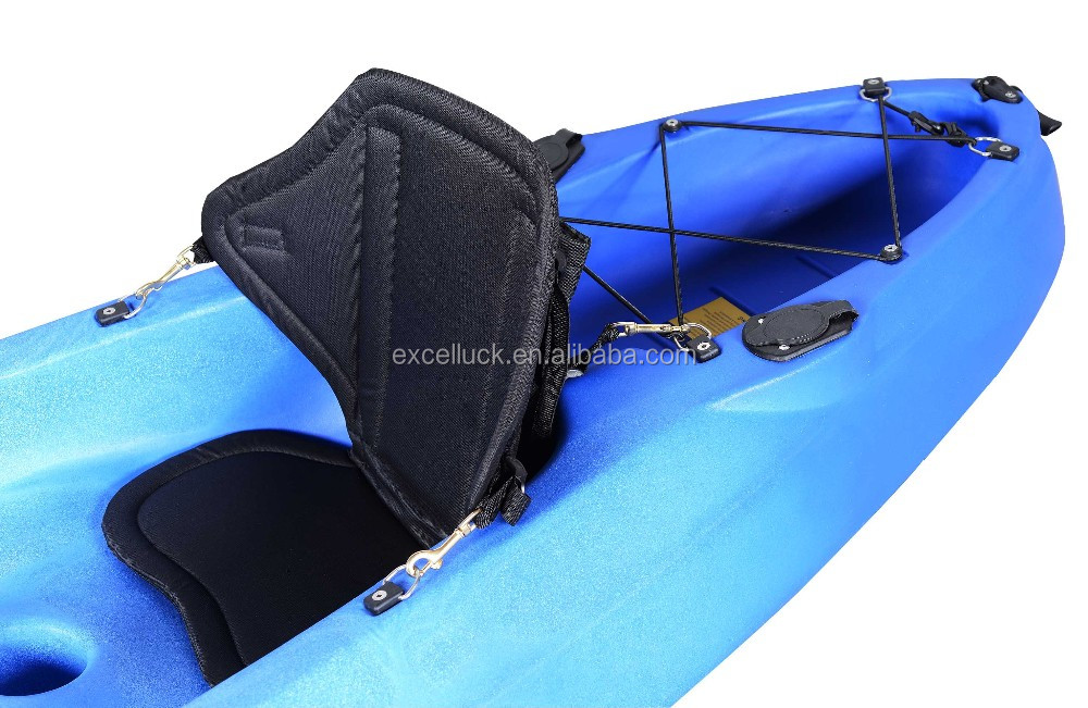 best seller LLDPE Hull Material fishing kayaks for sale