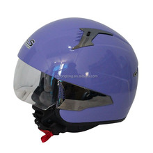 Fashionable high quality open/half face helmet