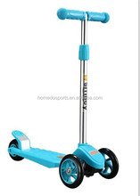 High Quality Big Three Wheels 125Mm 100Mm Baby Scooter