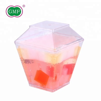 Hot sale popular food grade plastic 3.5oz ice cream cup with lid