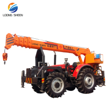 Factory Direct Supply Competitive Price Small Stick Telescopic Straight Boom 5 ton Truck Crane For Sale