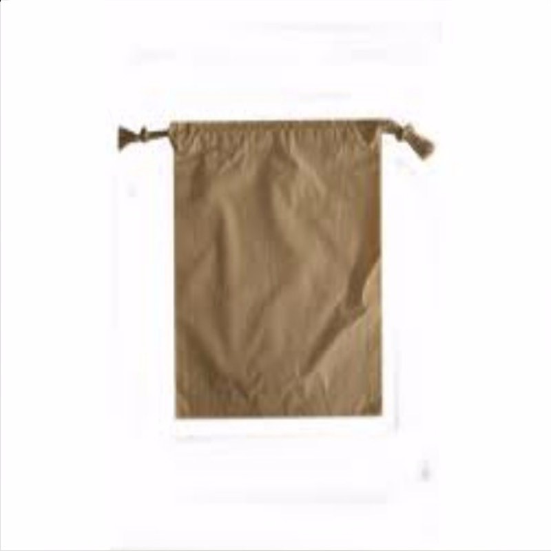 blank cheap drawstring packing gift bag