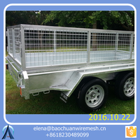 6 x 10 tandem trailer for sale / Trailers / Box Trailer Cage