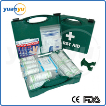Military emergency survival medical first aid kits bags boxes three size opitional living medical kits