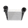 Compact And Efficient Feature Bar And Plate Intercooler Core For Bus