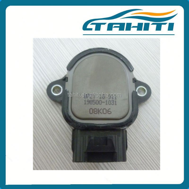 Throttle position sensor/denso throttle position sensor OEM BP2Y 18911/198500-1031