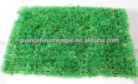 Artificial grass for decoration,decorative cheap fake grass,turf grass