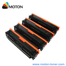 Compatible toners for CRG131II/CRG331II/CRG731H/CB540A/CF210A/CE320A Universal color laser toner cartridge