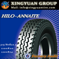 China polular high quality industrial tire 1200r24