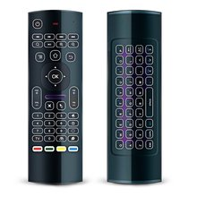 ILINK Air Mouse MX3 Pro ,2.4G Backlit Kodi Remote Control Mini Wireless Keyboard & infrared Remote Control Learning