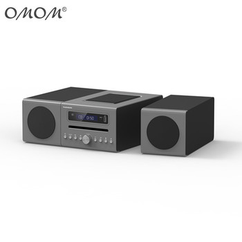 Hi-Fi wireless speaker with CD player