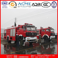 Good quality HINO Brand water and foam fire fighting truck