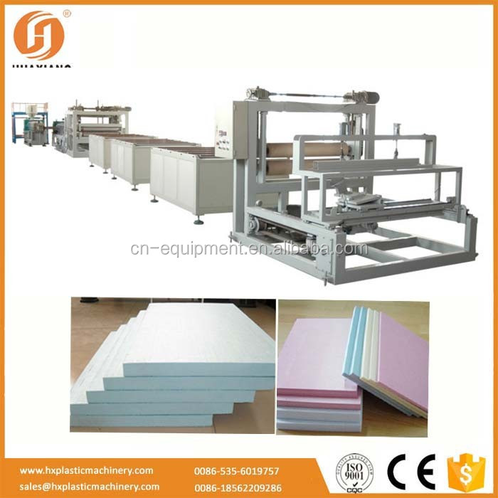 Full Automatic Factory Price Xps Extruded Machinery