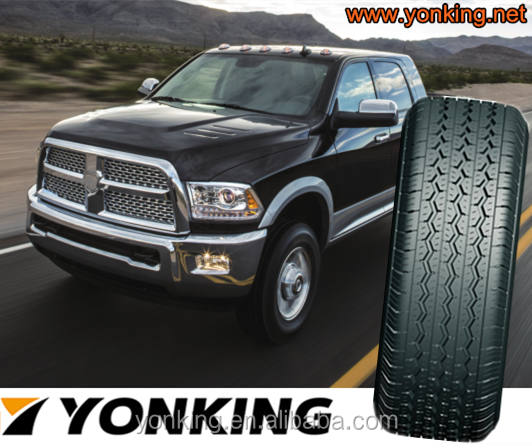 Alibaba China Supplier Wholesale Semi Truck Tires Yonking Light Truck Tires/PCR Tires/Commercial Van Tires 185R14C