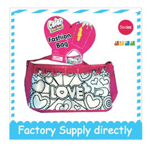 New Top Quality DIY Drawing Fancy Animal Sweeties Fashion Bag