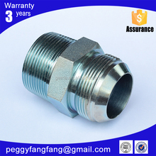 "1JB Captive Adapter Industries Tank Adapter 3/4""-14 x 1/4"" Male Flare TOPA hydraulic hose hydraulic fitting"