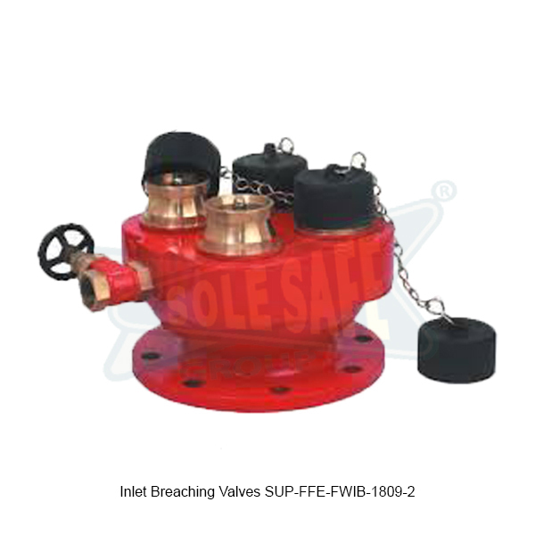 Inlet Breaching Valves ( SUP-FFE-FWIB-1809-2 )