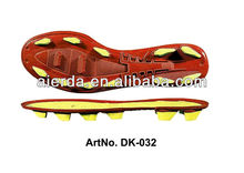 New Hot Saling TPU Outdoor Soccer Shoes Outsole for Soccer