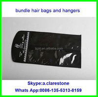 high quality package for glow in the dark hair dye bag and hanger