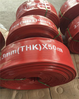 Light Weight Flexible PVC Lay Flat Water Hose farm irrigation pipe