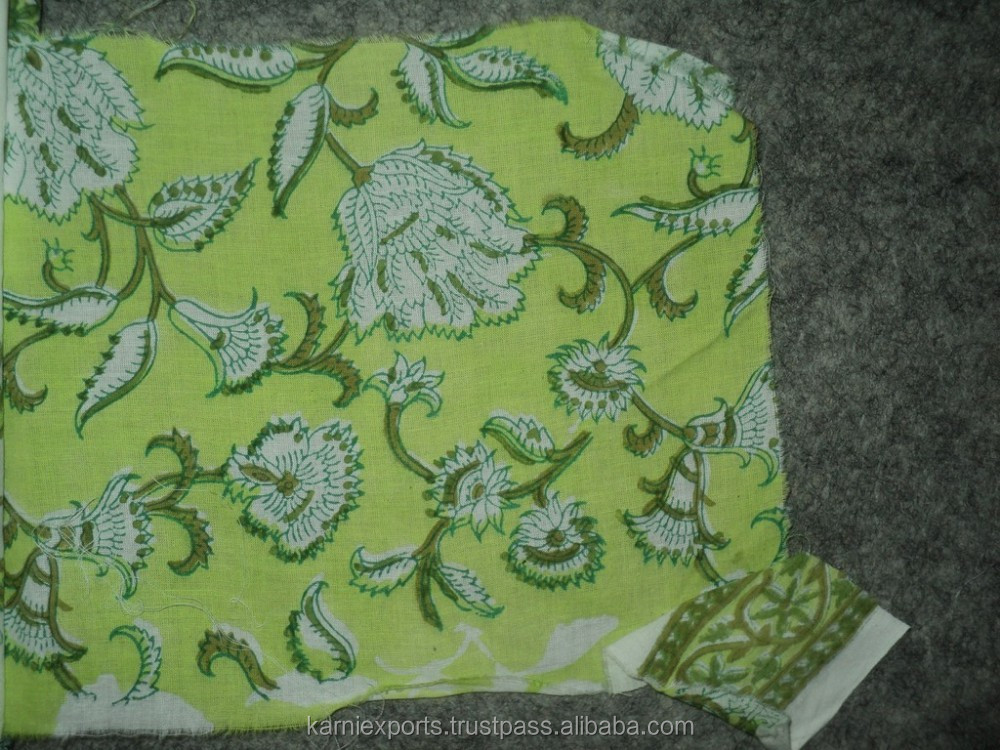 new botanical leaf designs for hand block printing on fabrics