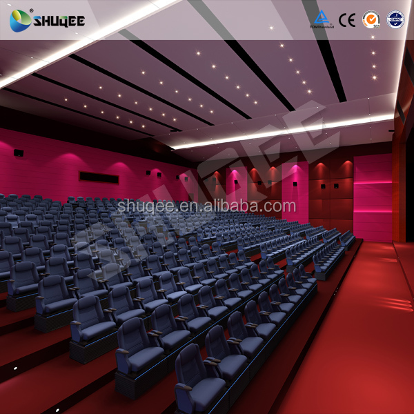 customized 3d movie theater equipments for sale cheap