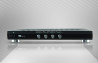 SH-618 Powerful 4 Channel Output Extended Amplifier, 280W Home Audio Stereo System