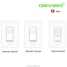 ORVIBO smart zigbee dimmer switch T10D1 remote control switch