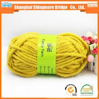 Shopping knitting yarns china textile mills best selling oeko tex certified bulky wool yarn acrylic with free yarn samples