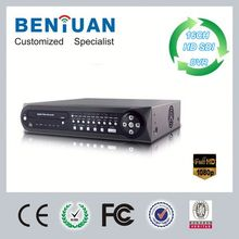 World's No.1 16CH HD SDI DVR Full 1080P Real time with Super good CMS Software 16chs realtime 1080P DVR
