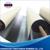 rubber laminate natural foam sheet mouse pad roll material