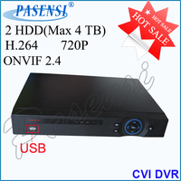 New Design !!! 16ch h 264 Dvr CMS Free Software h 264 Network Dvr Password Reset For Wholesales