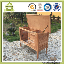 SDR10 wholesale Woode Single Hutch for Small Pets ( Rabbits, Guinea pig , Hamster , etc)