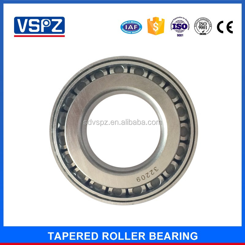 Single row metric series tapered roller bearing 30320 7320 size 100*215*52 Weight 8.27 kg