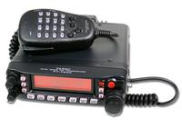 2m 70cm FM transceiver mobile two way radio dual band FT-7900R 45/50w yaesu mobile base