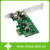 IEEE 1394A 2-External Firewire Port PCI-e Controller Card with Header