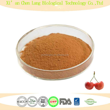 GMP Factory Supply Acerola Cherry Fruit Extract Powder