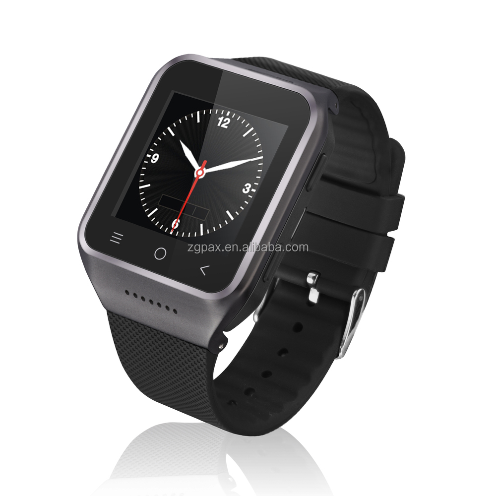 ZGPAX S8 3G Android Watch Phone, Android Smart Watch with OS android 4.4 system with wifi Pedometer app store