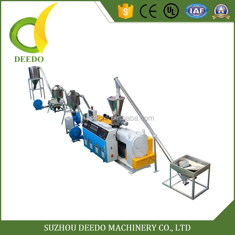 Experienced Staff made in china waste paper recycling equipment