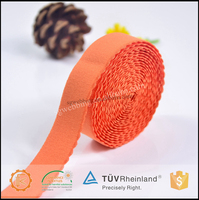 Woven nylon elastic ribbon for garment use