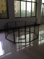 Special offer Stainless steel dog cage