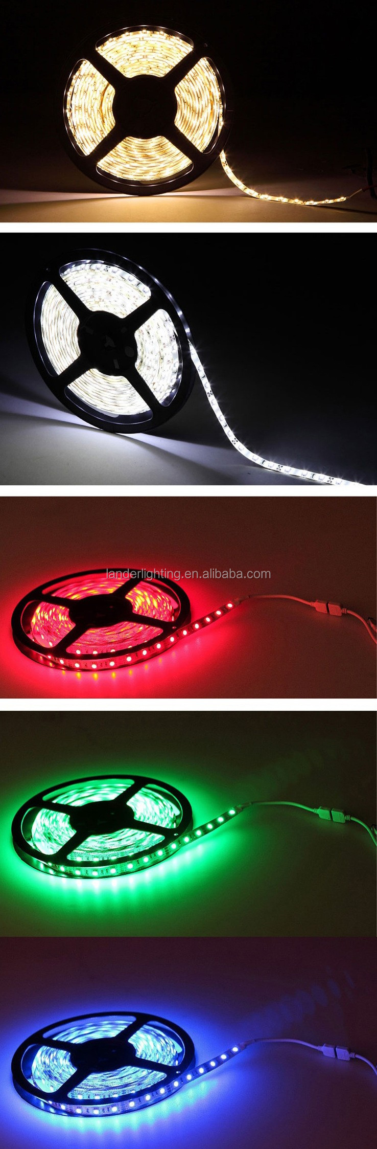 New products china market flashing 60leds/m flexible 3014 addressable led strip light 12v on alibaba
