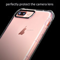 for iphone 7 Plus tpu case Transparent Crystal Clear Bumper Cushion case for iphone 7 plus