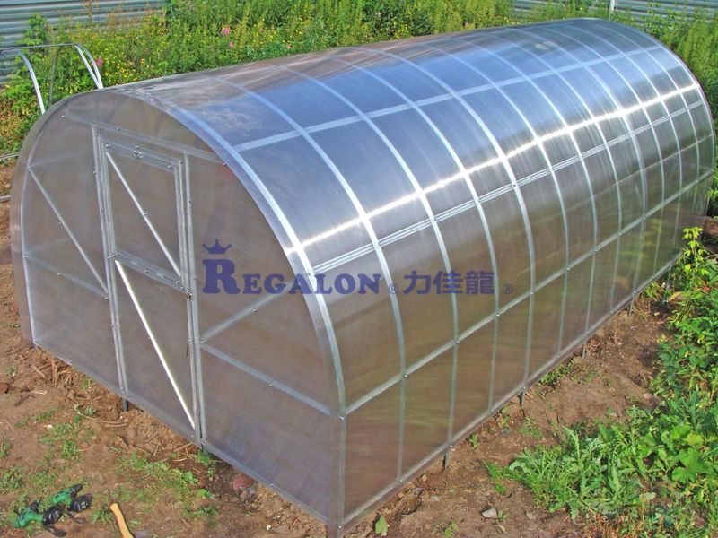 Used commercial polycarbonate greenhouse sheet