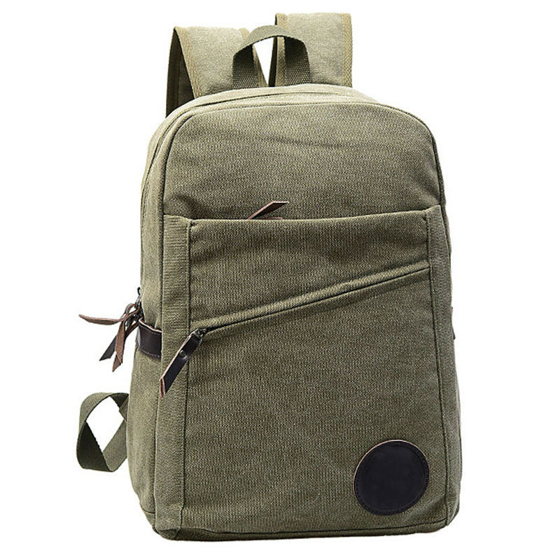 2016 Vintage Canvas Backpacks School bag Preppy Style Student Backpack for Men Casual Travel Packs Bolsa Mochila Escolar A1006C