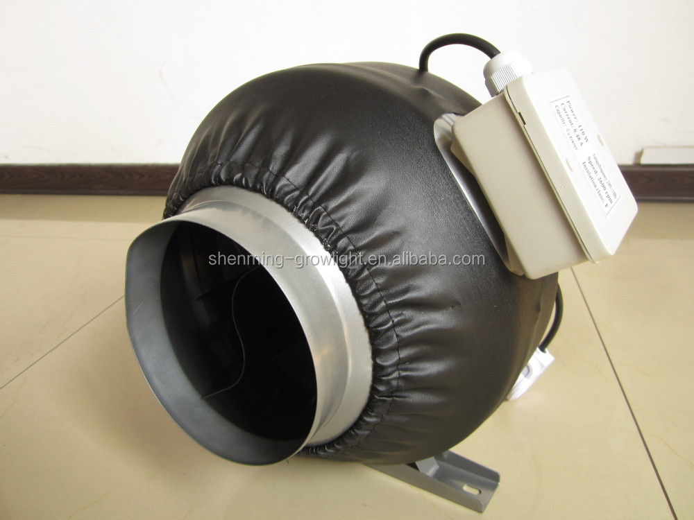 8 Ventilation Duct : Inch garden ventilation duct fan portable buy