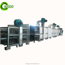 wood veneer drying dryer machine for plywood