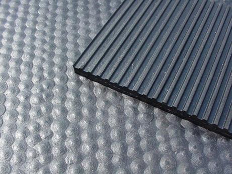 Great Wall Manufacture Diamond High Density cow cubicle mats used in farms 1-2m width