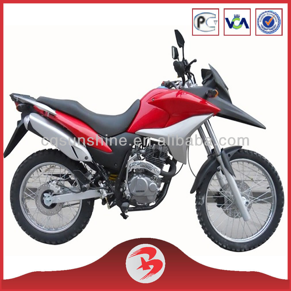 Bottom Price Dirt Bike 150cc 250cc Off-Road Moped Motorcycle (SX250GY-12)